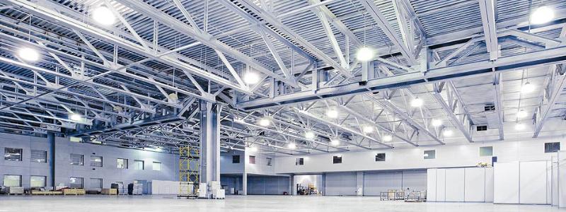Jakie Techniczne Oświetlenie Wybrać Do Budynków Komercyjnych