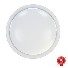 APLED - LED Plafon LENS R TRICOLOR LED/12W/230V IP41 825lm