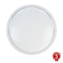 APLED - LED Plafon z czujnikiem LENS R TRICOLOR LED/18W/230V IP41 + awaryjne