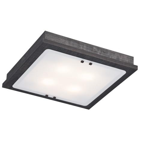 Argon 1588 - Lampa sufitowa TEQUILA 4xE27/60W/230V