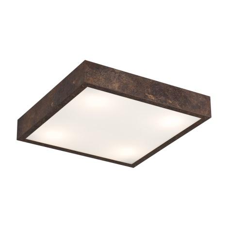 Argon 1599 - Lampa sufitowa TEQUILA BIS 4xE27/60W/230V