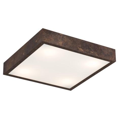 Argon 1603 - Lampa sufitowa TEQUILA BIS 4xE27/60W/230V
