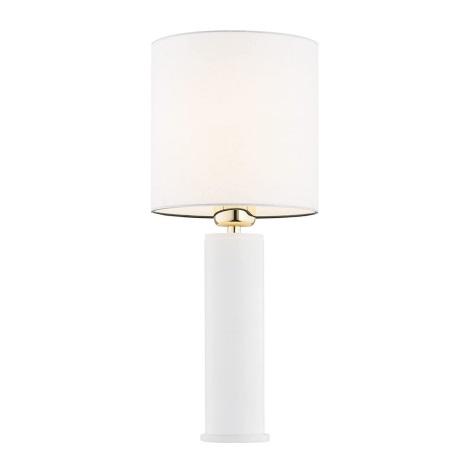 Argon 4231 - Lampa stoowa ALMADA 1xE27/15W/230V biała