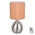 Brilagi - Dotykowa ściemnialna lampa stołowa SIENA 1xE14/40W/230V