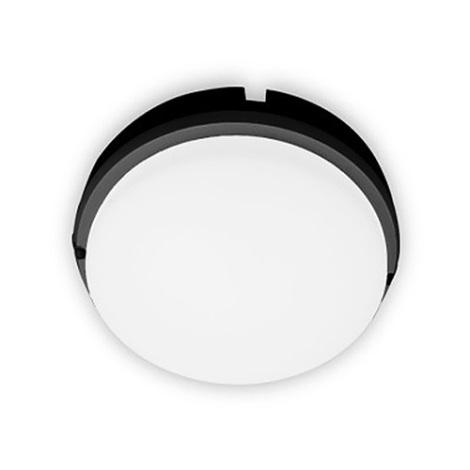 Brilagi - LED Lampa przemysłowa sufitowa SIMA LED/12W/230V IP65 czarny