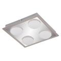 Briloner 2092-048 - LED Plafon łazienkowy SURFLINE 4xLED/4,5W/230V IP44