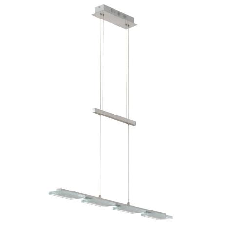 Briloner 4280-042 - LED Żyrandol na lince STRAIGHT 4xLED/4,5W/230V