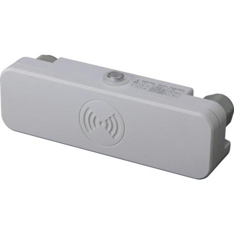 Czujnik ruchu 230V IP65 biały