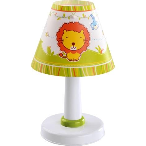 Dalber 21111 - Lampa stołowa  LITTLE ZOO 1xE14/40W/230V