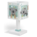 Dalber 63261H - Lampka dziecięca KOALA 1xE14/40W/230V