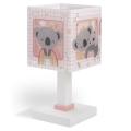 Dalber 63261S - Lampka dziecięca KOALA 1xE14/40W/230V