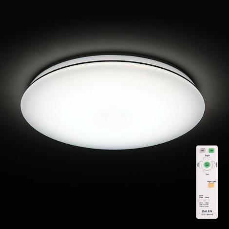 Dalen Dl S28t Led Lampa Sufitowa Z Regulacja Swiatla Classic Led