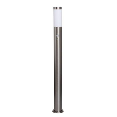 De Markt - Lampa zewnętrzna z czujnikiem STREET 1xE27/40W/230V IP44