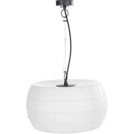 Deko-Light 836937 - Żyrandol zewnętrzny REGINA 1xE27/42W/230V IP65