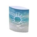 Eglo 31541 - LED lampa stołowa  3xAG13 niebieska