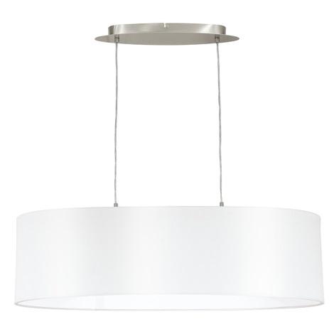 Eglo 31609 - Lampa wisząca MASERLO 2xE27/60W/230V
