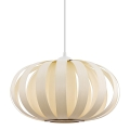 Eglo 32437 - Lampa wisząca ARENELLA 1xE27/60W/230V