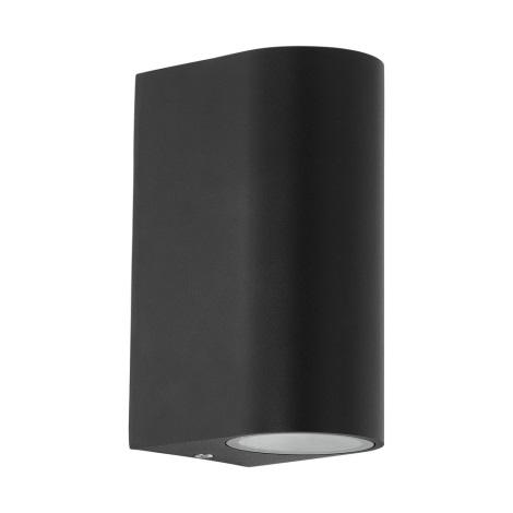 Eglo 34004 - LED Kinkiet zewnętrzny CALVILLO 2xGU10/3W/230V IP44