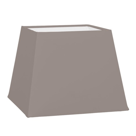 Eglo 49422 - Abażur VINTAGE brązowy E14 23x23 cm