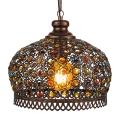 Eglo 49764 - Lampa wisząca JADIDA 1xE27/60W