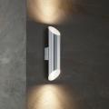 Eglo 54604 - LED Kinkiet zewnętrzny AGOLADA 2xLED/3,7W/230V IP44