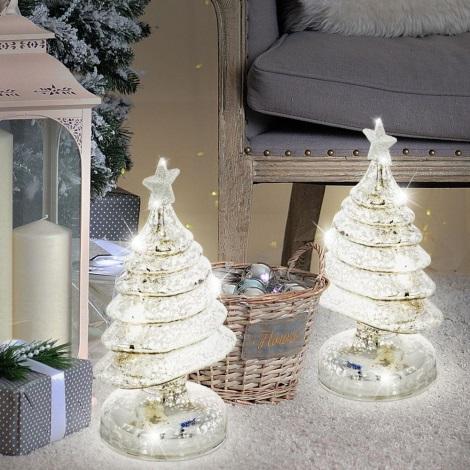 Eglo 75264 - LED Świąteczna dekoracja Drzewo LED/1,95W 24 cm