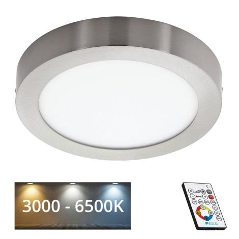 Eglo 78769 - LED Plafon ściemnialny TINUS 1xLED/21W/230V