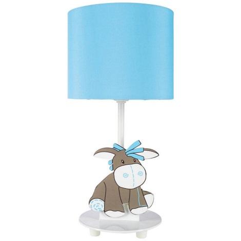 Eglo 78916 - LED Lampa stołowa dziecięca DIEGO 1xG4/1,8W/230V/12V