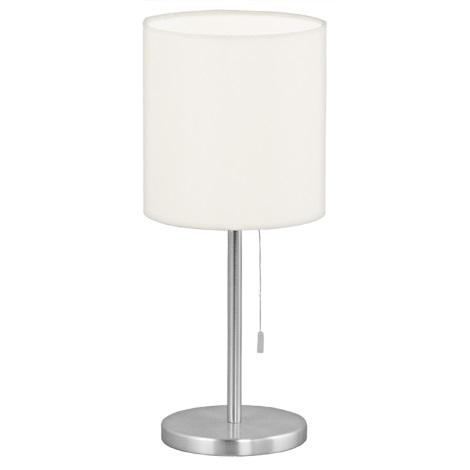 Eglo 82811 - Lampa stołowa SENDO 1xE27/60W/230V