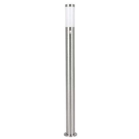 EGLO 83281 - Lampa zewnętrzna z czujnikiem  HELSINKI 1xE27/15W/230V