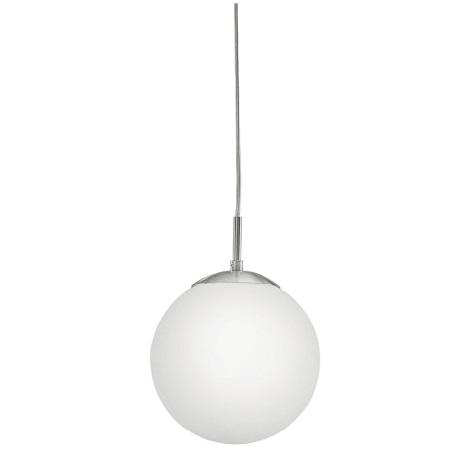 EGLO 85262 - Lampa wisząca RONDO 1xE27/60W biały