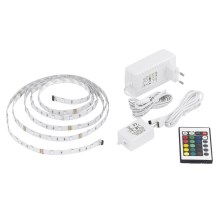 EGLO 92062 - Taśma RGB LED STRIPES BASIC 1x14, 4W (60 LED)