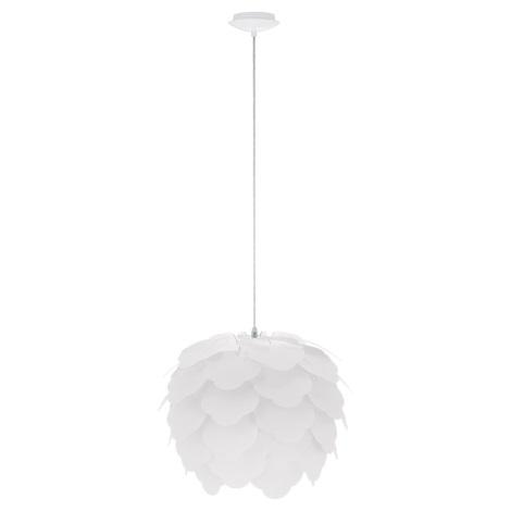 Eglo 92888 -  Lampa wisząca FILETTA E27/60W/230V