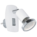 Eglo 92925 - LED oprawa do gniazda MINI 4 1xGU10-LED/3W/230V