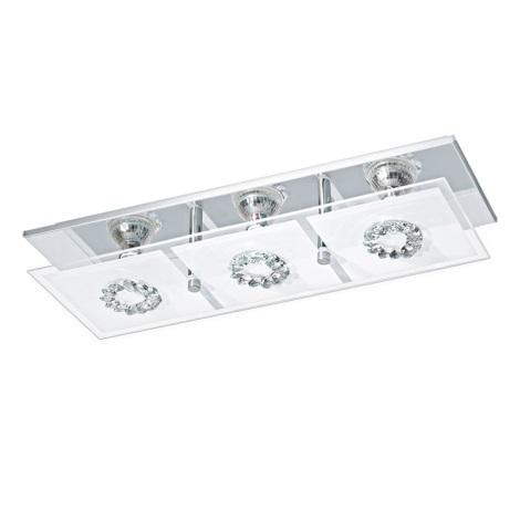 Eglo 93782 - LED oprawa sufitowa RONCATO 3xGU10/3W/230V