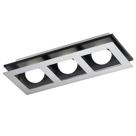 Eglo 94232 - LED Lampa sufitowa BELLAMONTE 3xLED/3,3W/230V