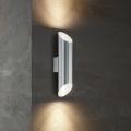 Eglo 94803 - LED Oświetlenie zewnętrzne AGOLADA 2xLED/3,7W/230V
