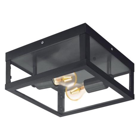 Eglo 94832 - Oświetlenie zewnętrzne ALAMONTE 1 2x60W