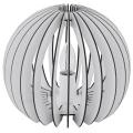 Eglo 94949 - Lampa stołowa COSSANO 1xE27/60W/230V