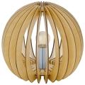 Eglo 94953 - Lampa stołowa COSSANO 1xE27/60W/230V
