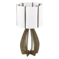 Eglo 94955 - Lampa stołowa COSSANO 1xE27/60W/230V