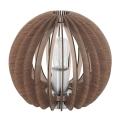 Eglo 94956 - Lampa stołowa COSSANO 1xE27/60W/230V
