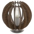 Eglo 95793 - Lampa stołowa COSSANO 1xE14/40W/230V
