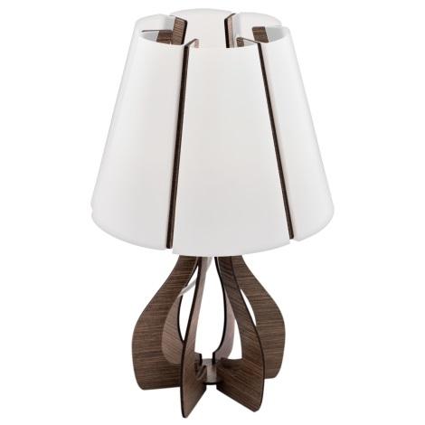 Eglo 95795 - Lampa stołowa COSSANO 1xE14/40W/230V