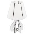 Eglo 95796 - Lampa stołowa COSSANO 1xE14/40W/230V