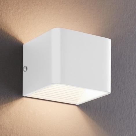 Eglo 96046 - LED Kinkiet SANIA 3 LED/6W/230V