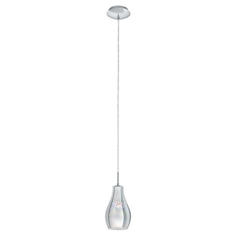 Eglo 96424 - Lampa wisząca ALVAREDO 1xE14/40W/230V