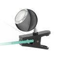 Eglo 96838 - LED Oświetlenie punktowe z klipsem BIMEDA 1xGU10/3,3W/230V czarny