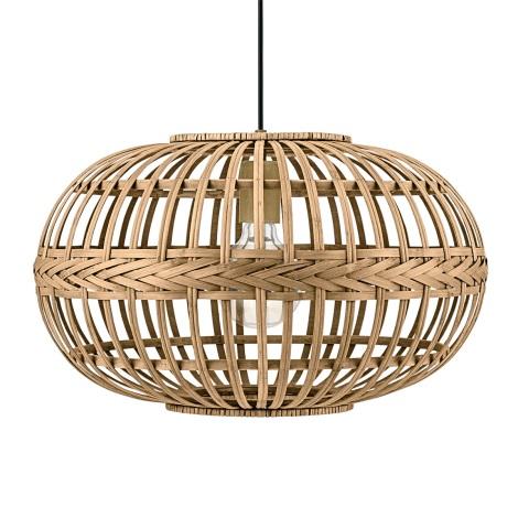 Eglo - Lampa wisząca 1xE27/60W