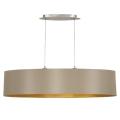 Eglo - Lampa wisząca 2xE27/60W/230V